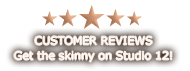 Customer reviews for Studio 12 hair salon Hoboken NJ